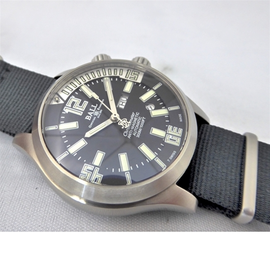 Engineer Master II Diver Chronometer