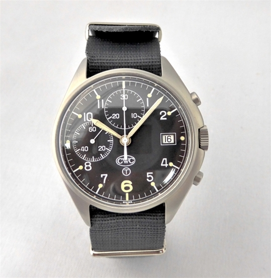 RN Fleet Air Arm Pilot Chronograph